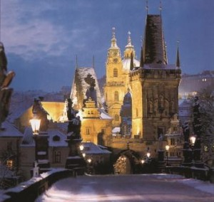 Prag im Winter FRIDOLIN busreisen