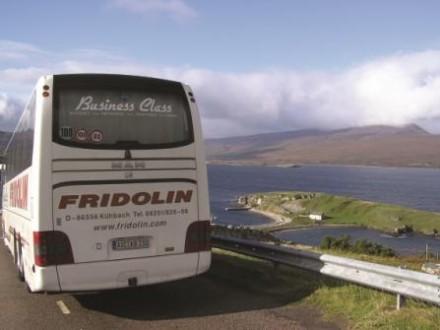 Schottland FRIDOLIN busreisen